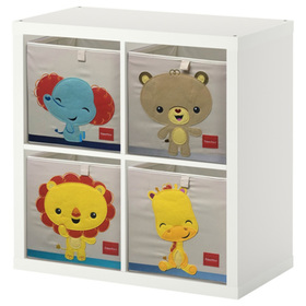 Children cloth storage box Fisher Price - the bear, Fisher Price