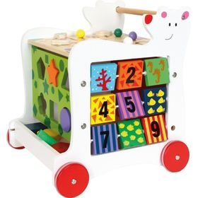 Educational toy Teddy bear - walker 4in1, Sfd