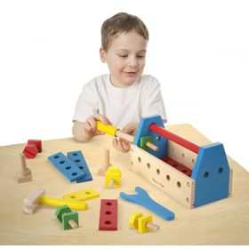 Wooden construction set Melissa & Doug, Melissa & Doug