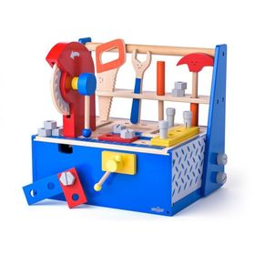 Wooden workshop for 2in1 tools, Woody