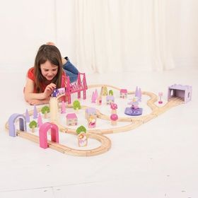 Train The Magic City, BigjigsRail