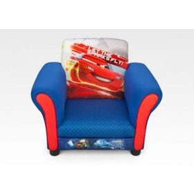 Cars Children's Upholstered Armchair