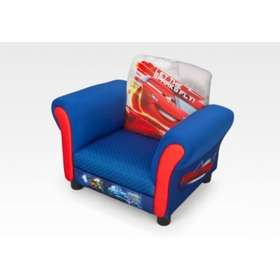 Cars Children's Upholstered Armchair, Delta, Cars
