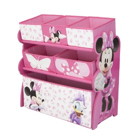 Organizer to toys Minnie Mouse, Delta, Minnie Mouse