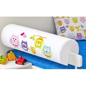 Safety Rail Protector - Owls