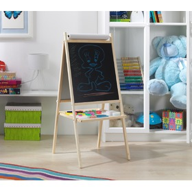 Natural children's magnetic board, 3Toys.com