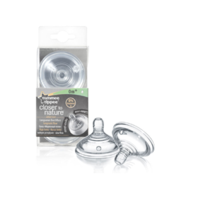 Spare teat C2N ANTI-Colic, Tommee Tippee