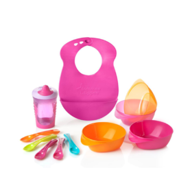 Set for separate drinking a feeding, Tommee Tippee
