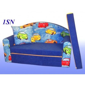 Children's Sofa Bed - CARS, Eland