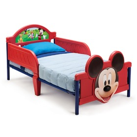 Mickey 2 Children's Bed, Delta, Mickey Mouse