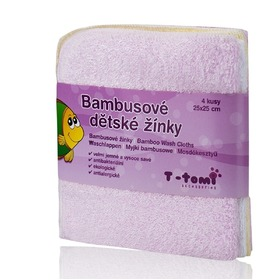 Children's Bamboo Wash Cloth