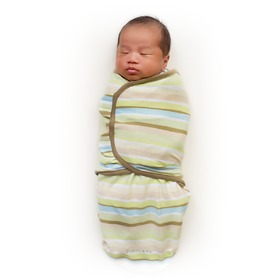 SwaddleMe - children's wrap with print, Summer Infant