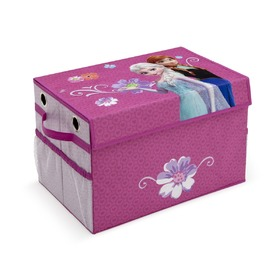 Frozen Children's Fabric Toy Chest, Delta, Frozen