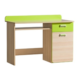 Writing table Lorenta - lime, Dolmar