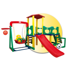 Children's Play Set 3XL, 3Toys.com