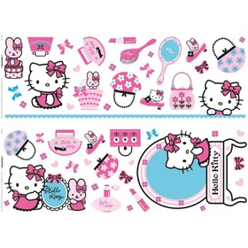 Stickers Hello Kitty, Decofun, Hello Kitty