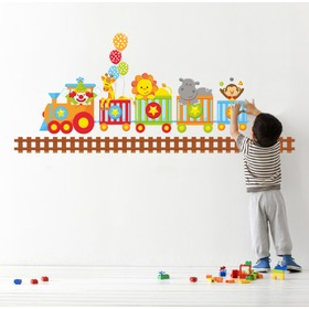 Wall Decoration - Train, Housedecor