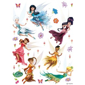Maxi sticker Fairies