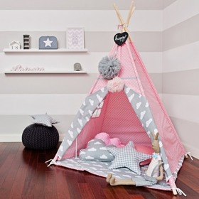 Teepee - cotton candy, funwithmum