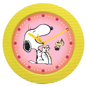 Snoopy Children's Clock, Taro, Snoopy