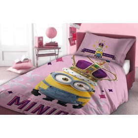 Minions 06 Children's Bedding Set