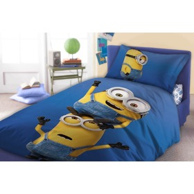 Minions 03 Children's Bedding Set