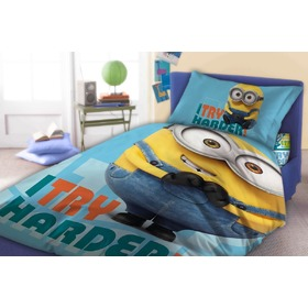 Minions 02 Children's Bedding Set, Faro, The Minions