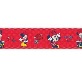 Self-adhesive purl Minnie Mouse, Decofun