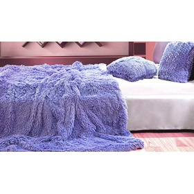 ELMO PURPLE Blanket/Bed Throw, Podlasiak