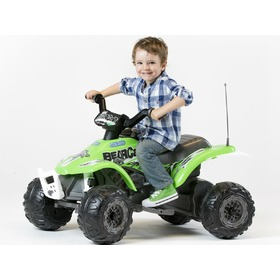 Peg Perégo - Corral Bearcat Children's Electric Quad Bike, peg-perego