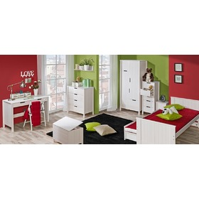 Tomi Children's Trundle Bed, Dolmar