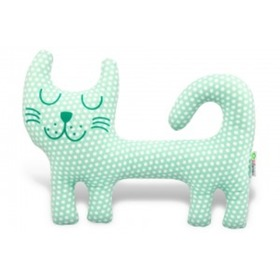 Fabric toy - Pussycat Mint
