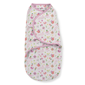 Wrap SwaddleMe - set 3 pc - pink, Summer Infant