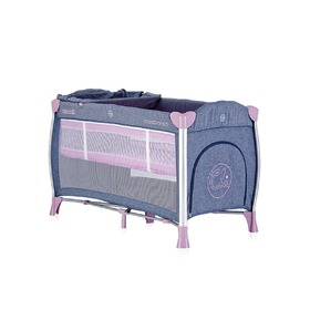 CHIPOLINO Casablanca Play Pen Travel Cot - Pink Orchid, CHIPOLINO LTD.