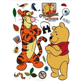 Maxi sticker Teddy bear Pooh II, A&G Co.