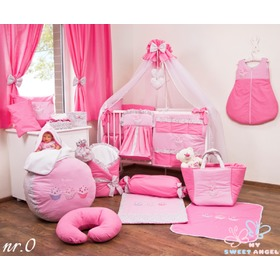 Muffin Baby Cot Bedding Set, My sweet angel