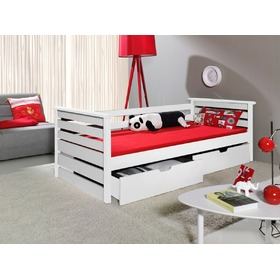 Single Children's Bed - White, Meblobed