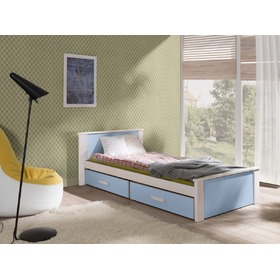 Donald Children's Bed - Blue, Meblobed