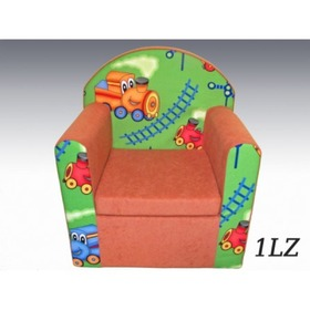 Children's Armchair - Green LZ, Eland