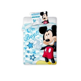 Mickey Mouse 05 Children's Bedding Set, Faro, Mickey Mouse