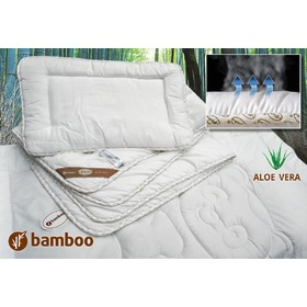 Padding to bedding 135x100cm Bamboo, Gluck Fashion