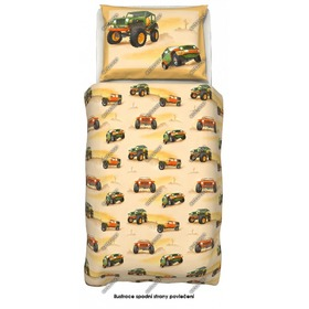 Jeep Children's Bedding Set