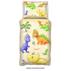 Playful Dinosaurs Children's Bedding Set, Matějovský