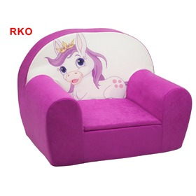 Horse Children's Armchair - Various Colours