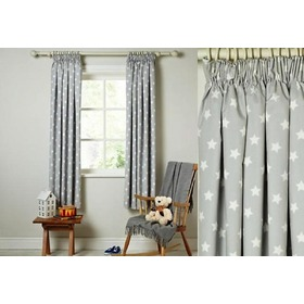 Children's Curtains - Various Colours - 150 x 167 cm, Dom-Dekor