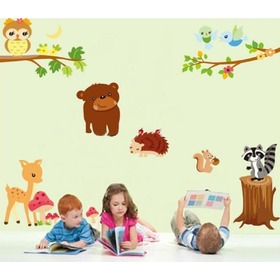 Wall Decoration - Forest Animals