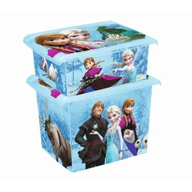 storage box Frozen - different size, OKT, Frozen
