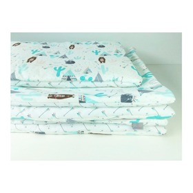 Bedding with filling Wild West