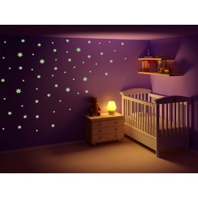 Wall stickers- Shining stars