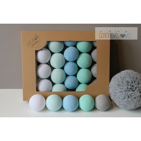 Cotton Balls - Ming Pastel
